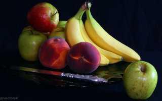 Сезоны созревания фруктов в Греции по месяцам года