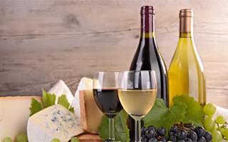 Белый виноград — описание пользы и вреда; использование в кулинарии и для приготовления вина