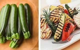 Калорийность кабачков: в сыром виде, жареных тушеных на 100 грамм